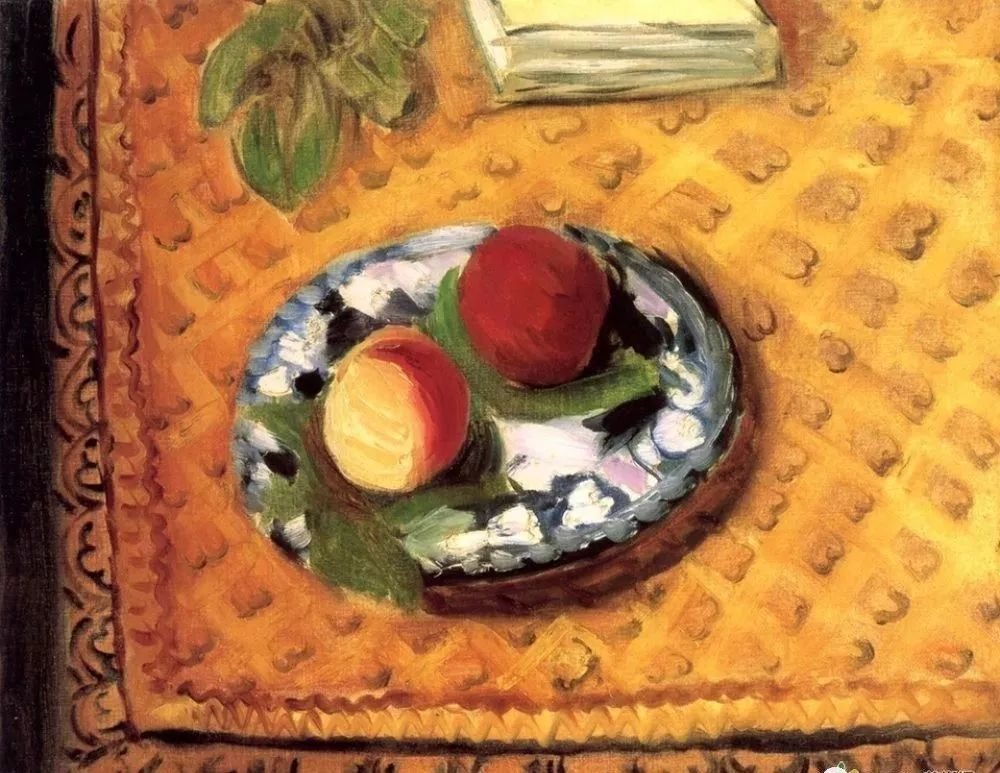 与毕加索并称为20世纪世界美术的两座高峰!马蒂斯静物作品集,震撼出炉!插图11
