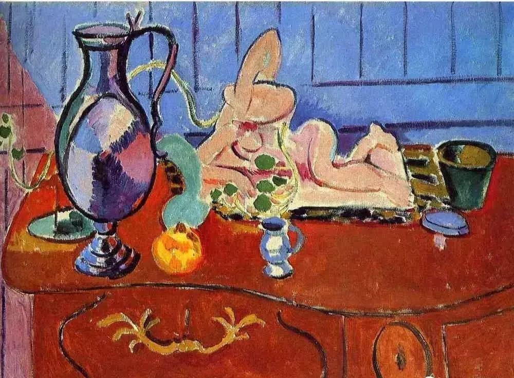 与毕加索并称为20世纪世界美术的两座高峰!马蒂斯静物作品集,震撼出炉!插图12