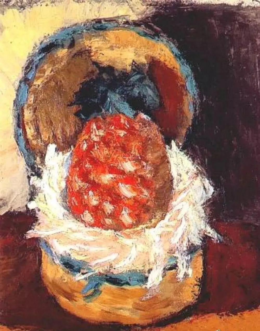 与毕加索并称为20世纪世界美术的两座高峰!马蒂斯静物作品集,震撼出炉!插图14