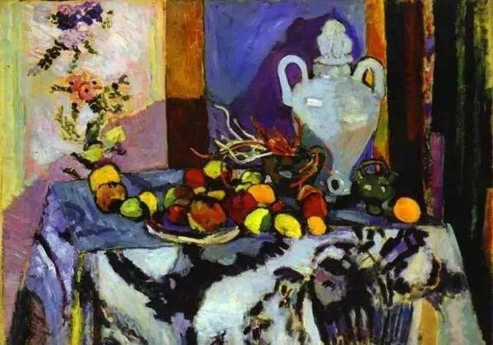 与毕加索并称为20世纪世界美术的两座高峰!马蒂斯静物作品集,震撼出炉!插图17