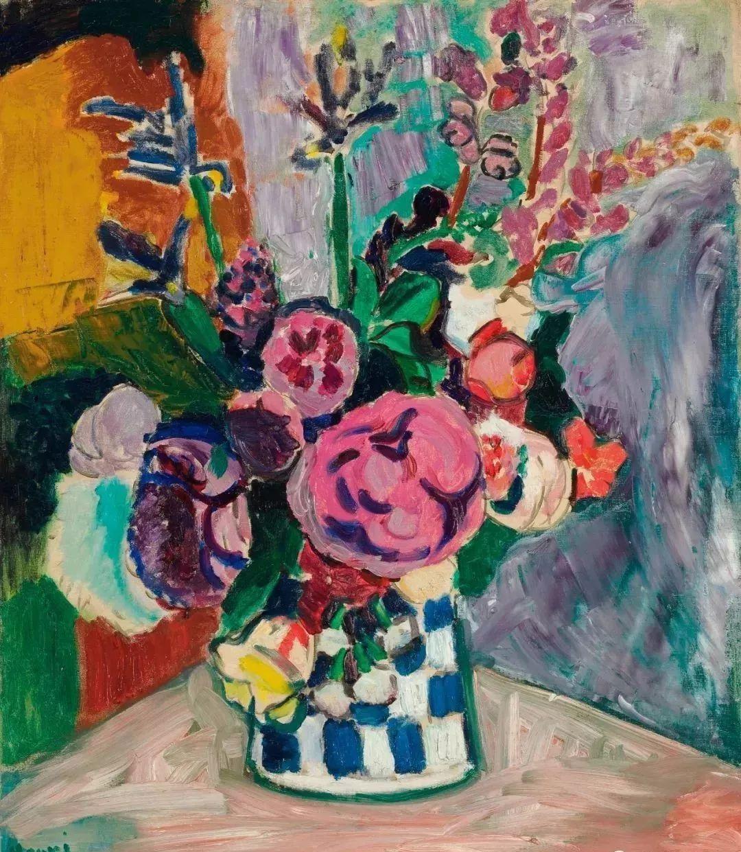 与毕加索并称为20世纪世界美术的两座高峰!马蒂斯静物作品集,震撼出炉!插图18