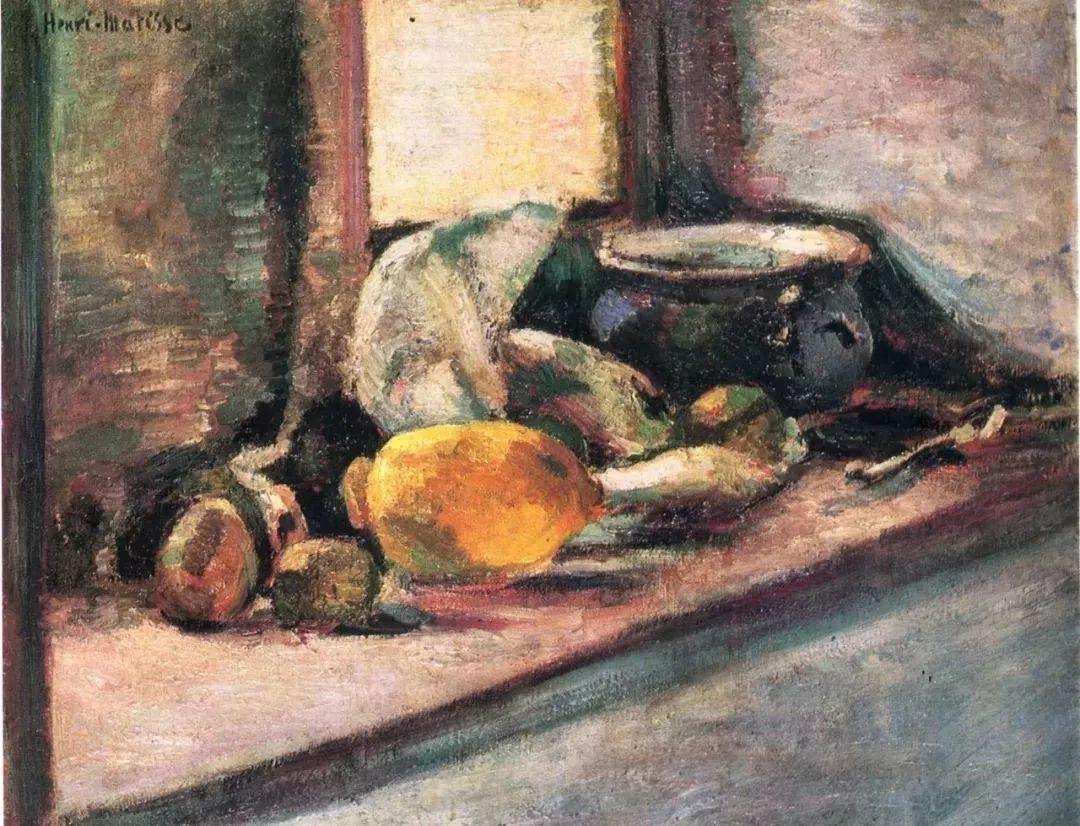 与毕加索并称为20世纪世界美术的两座高峰!马蒂斯静物作品集,震撼出炉!插图20