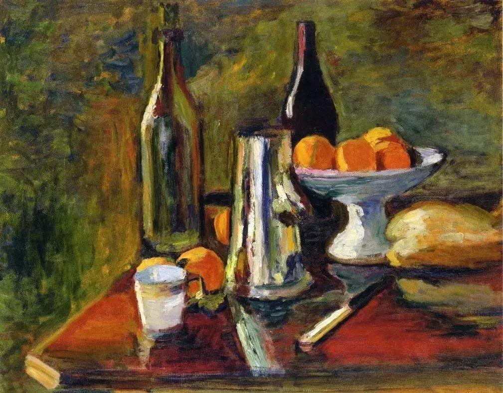 与毕加索并称为20世纪世界美术的两座高峰!马蒂斯静物作品集,震撼出炉!插图22