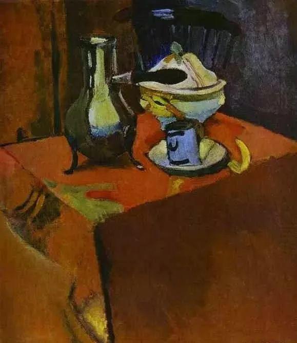 与毕加索并称为20世纪世界美术的两座高峰!马蒂斯静物作品集,震撼出炉!插图24