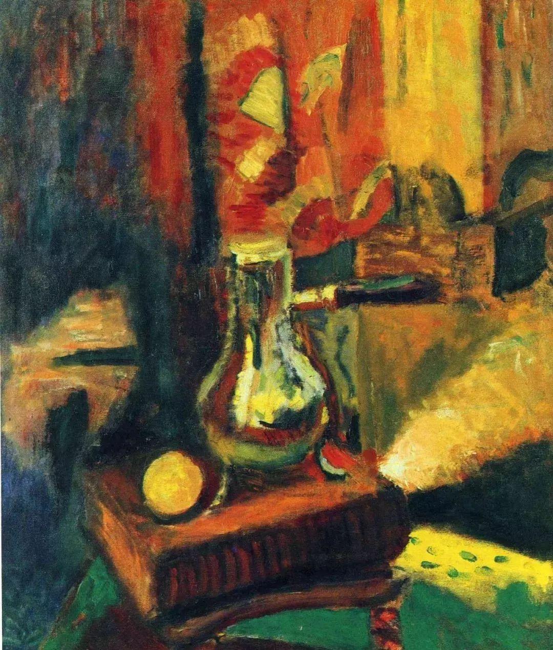 与毕加索并称为20世纪世界美术的两座高峰!马蒂斯静物作品集,震撼出炉!插图25