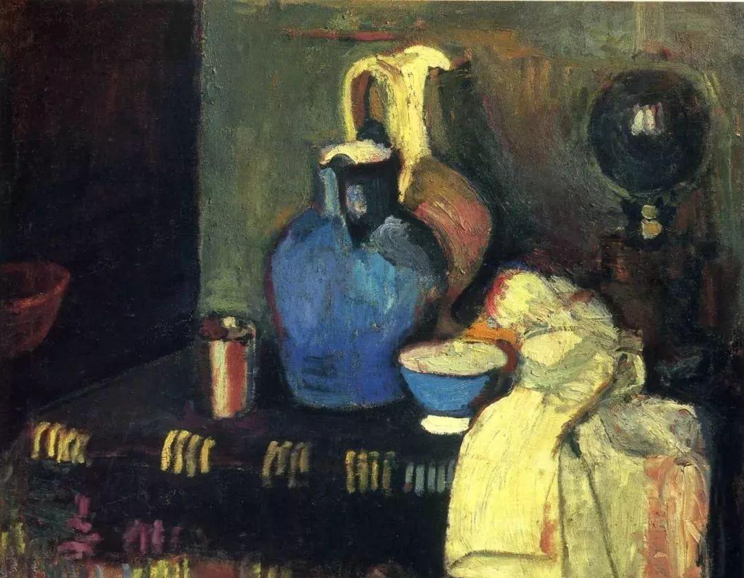 与毕加索并称为20世纪世界美术的两座高峰!马蒂斯静物作品集,震撼出炉!插图26
