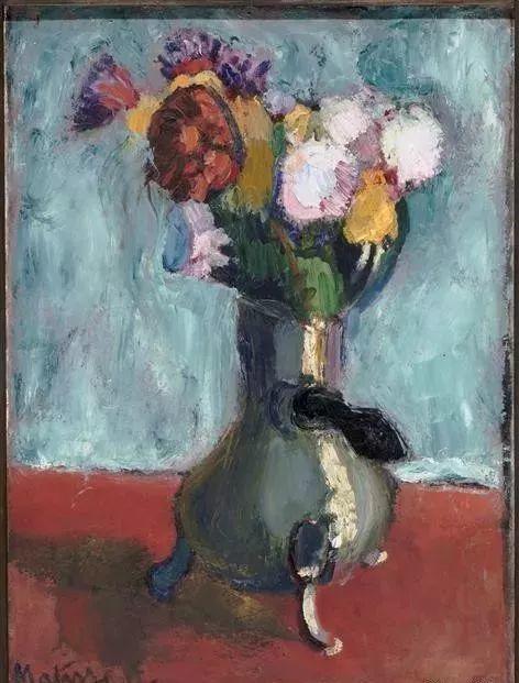 与毕加索并称为20世纪世界美术的两座高峰!马蒂斯静物作品集,震撼出炉!插图27