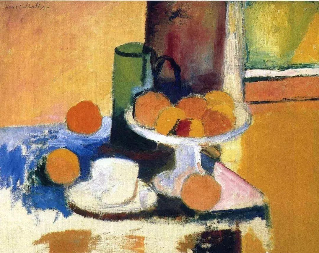 与毕加索并称为20世纪世界美术的两座高峰!马蒂斯静物作品集,震撼出炉!插图29
