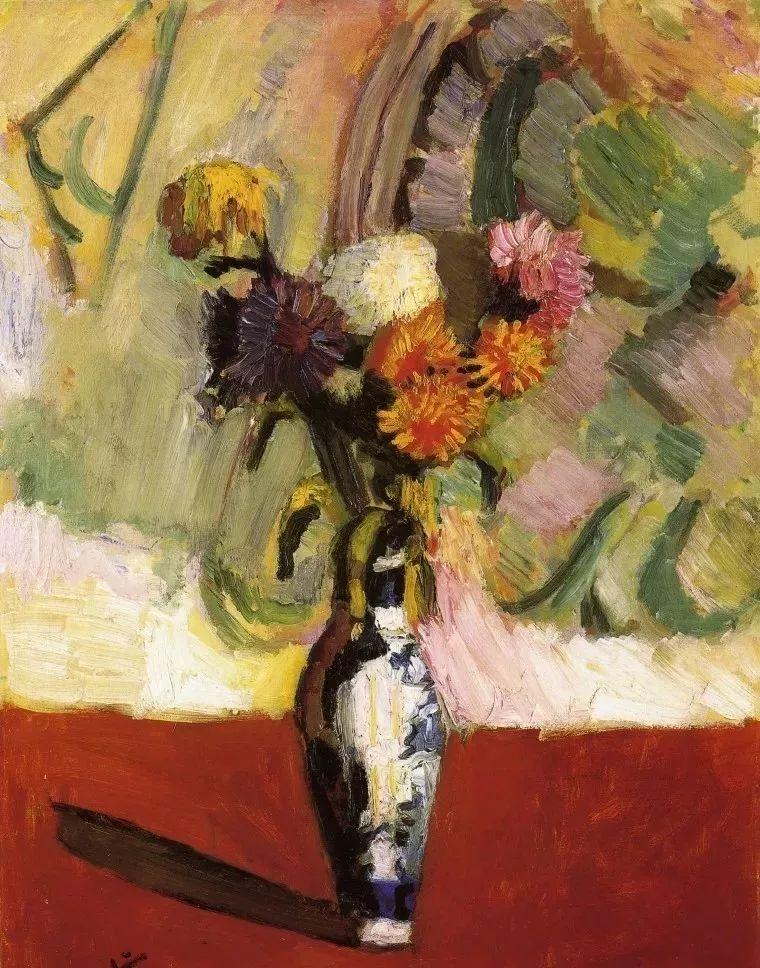 与毕加索并称为20世纪世界美术的两座高峰!马蒂斯静物作品集,震撼出炉!插图30