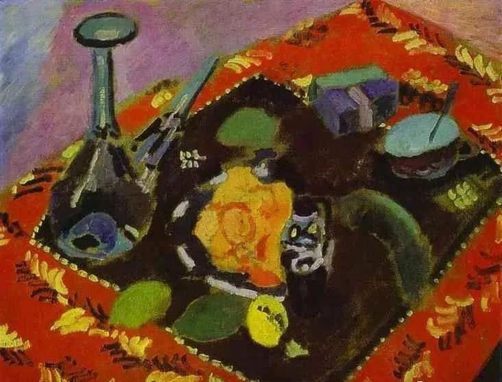 与毕加索并称为20世纪世界美术的两座高峰!马蒂斯静物作品集,震撼出炉!插图31