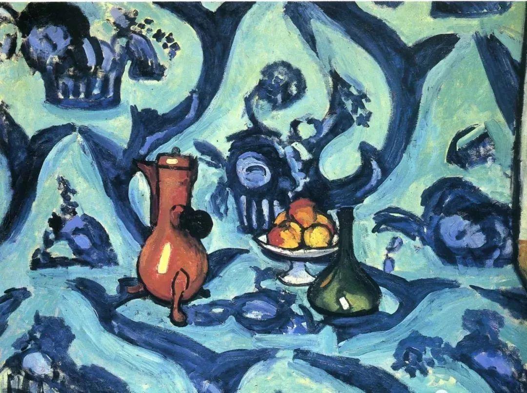 与毕加索并称为20世纪世界美术的两座高峰!马蒂斯静物作品集,震撼出炉!插图33