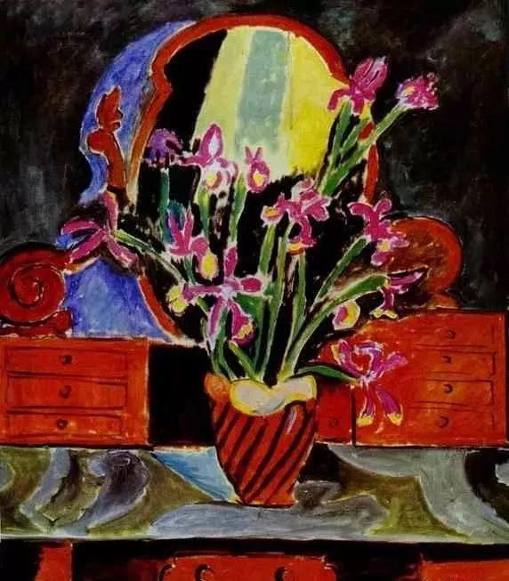 与毕加索并称为20世纪世界美术的两座高峰!马蒂斯静物作品集,震撼出炉!插图34