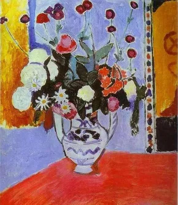 与毕加索并称为20世纪世界美术的两座高峰!马蒂斯静物作品集,震撼出炉!插图35