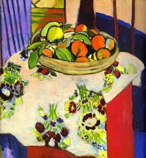 与毕加索并称为20世纪世界美术的两座高峰!马蒂斯静物作品集,震撼出炉!插图36
