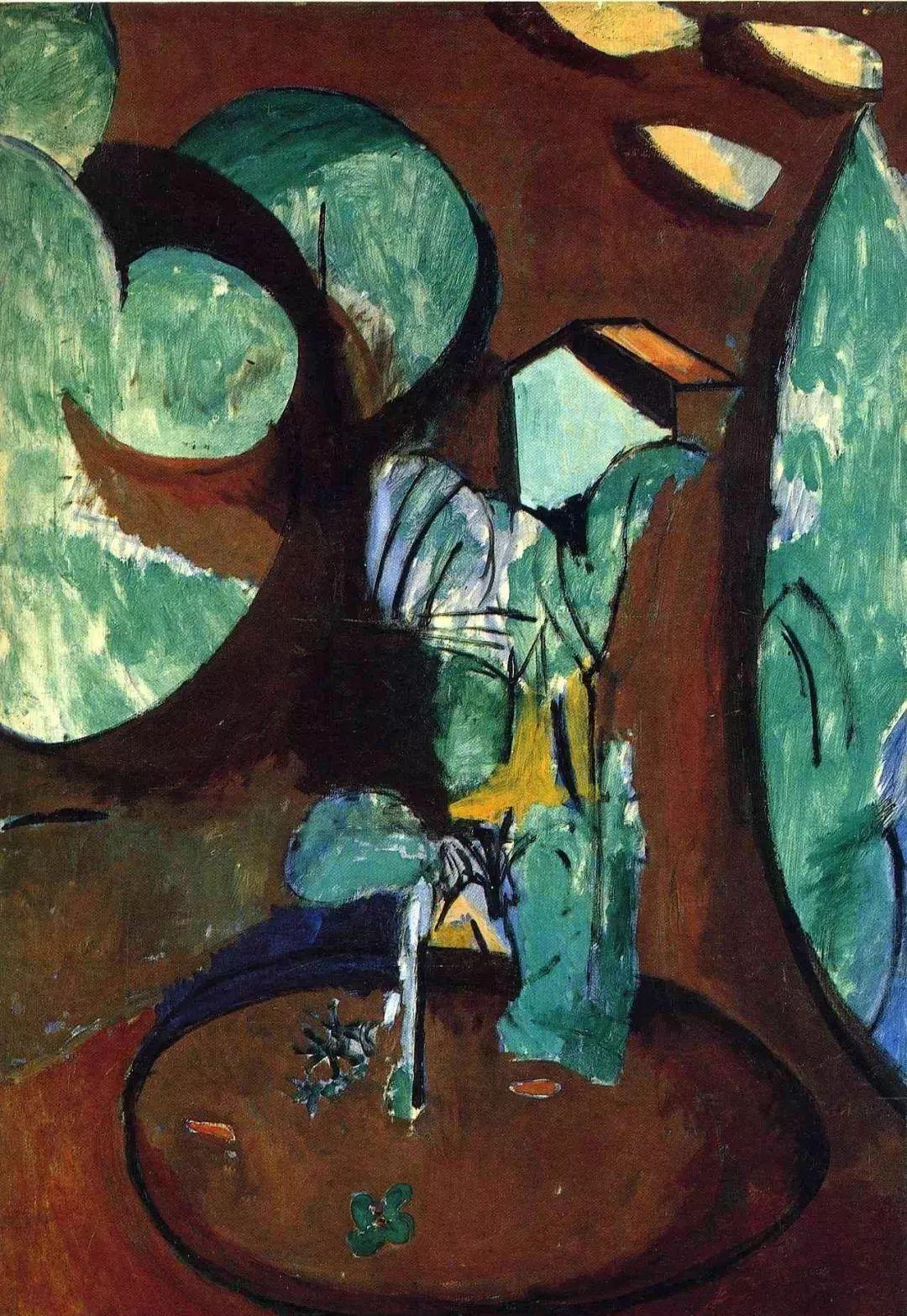 与毕加索并称为20世纪世界美术的两座高峰!马蒂斯静物作品集,震撼出炉!插图38