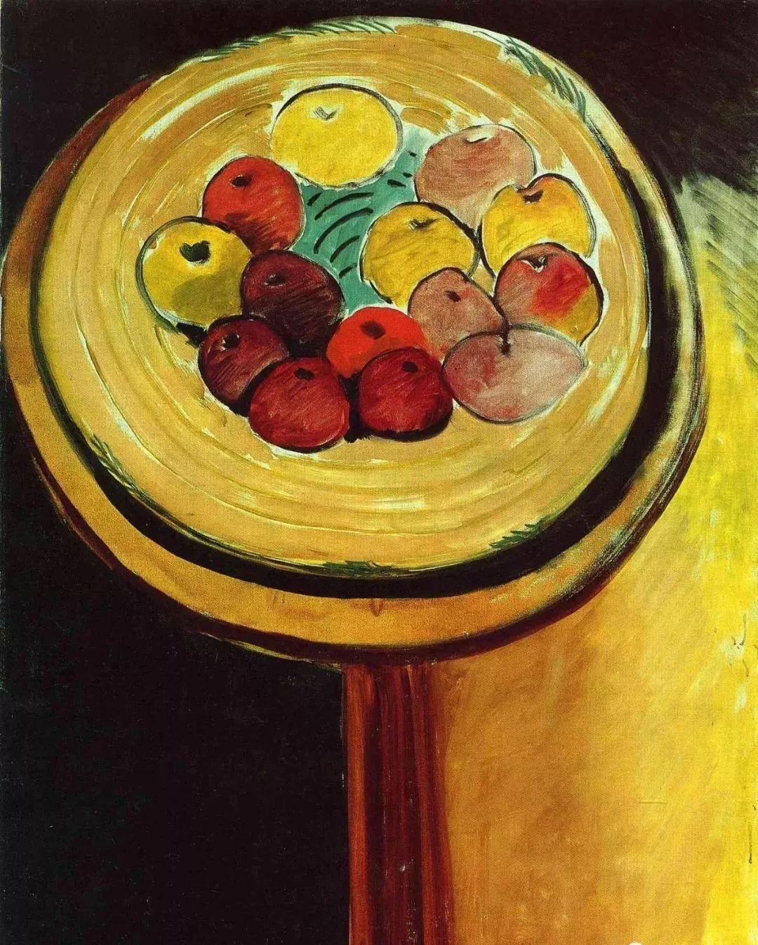 与毕加索并称为20世纪世界美术的两座高峰!马蒂斯静物作品集,震撼出炉!插图40