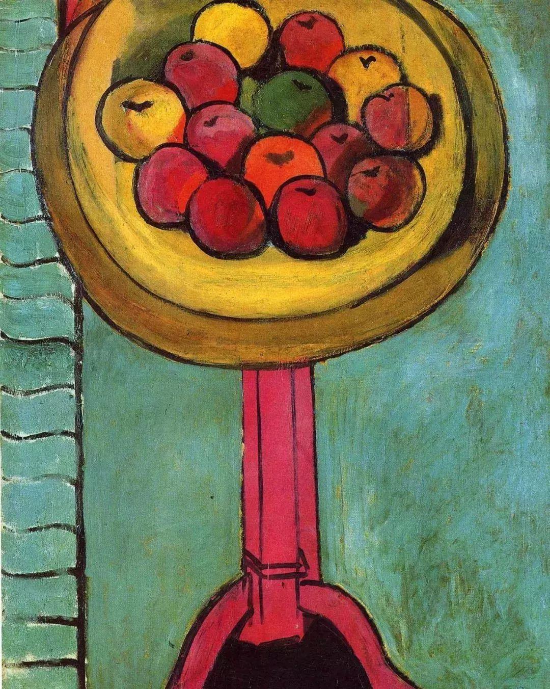 与毕加索并称为20世纪世界美术的两座高峰!马蒂斯静物作品集,震撼出炉!插图41