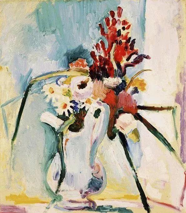 与毕加索并称为20世纪世界美术的两座高峰!马蒂斯静物作品集,震撼出炉!插图43