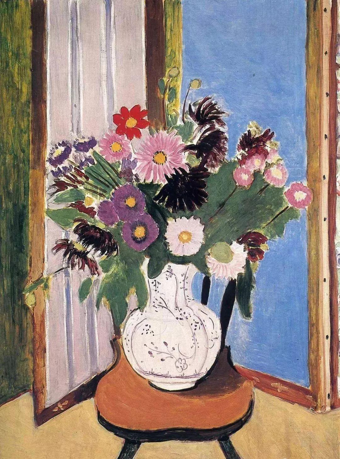 与毕加索并称为20世纪世界美术的两座高峰!马蒂斯静物作品集,震撼出炉!插图44