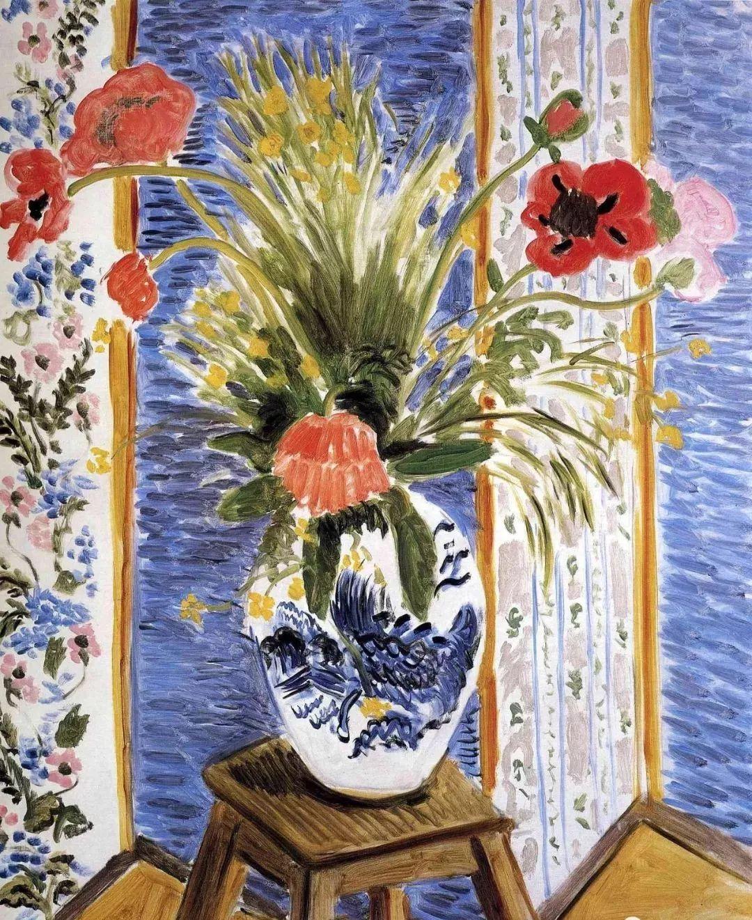 与毕加索并称为20世纪世界美术的两座高峰!马蒂斯静物作品集,震撼出炉!插图45