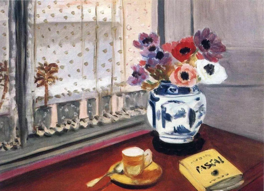 与毕加索并称为20世纪世界美术的两座高峰!马蒂斯静物作品集,震撼出炉!插图46
