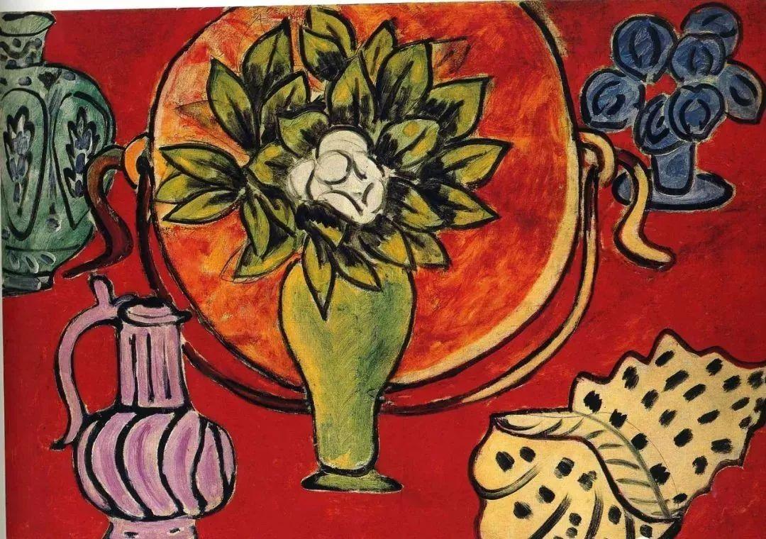 与毕加索并称为20世纪世界美术的两座高峰!马蒂斯静物作品集,震撼出炉!插图47