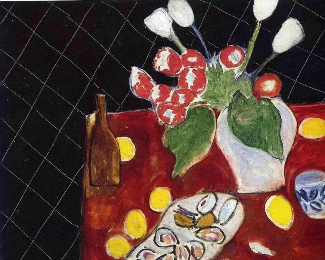 与毕加索并称为20世纪世界美术的两座高峰!马蒂斯静物作品集,震撼出炉!插图48