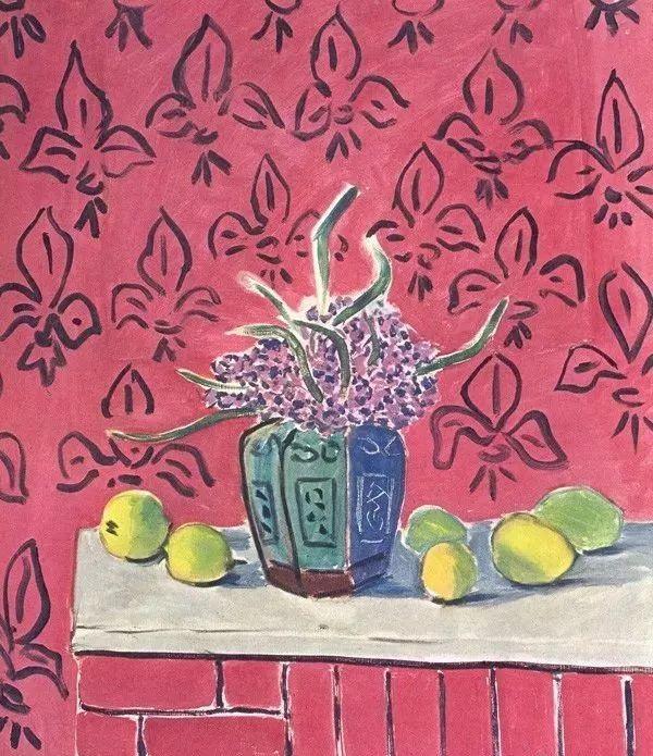 与毕加索并称为20世纪世界美术的两座高峰!马蒂斯静物作品集,震撼出炉!插图50