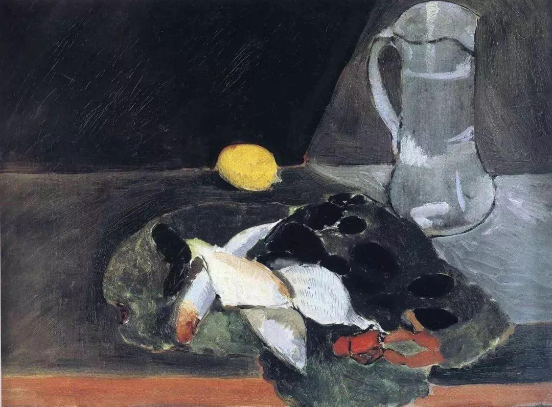 与毕加索并称为20世纪世界美术的两座高峰!马蒂斯静物作品集,震撼出炉!插图51