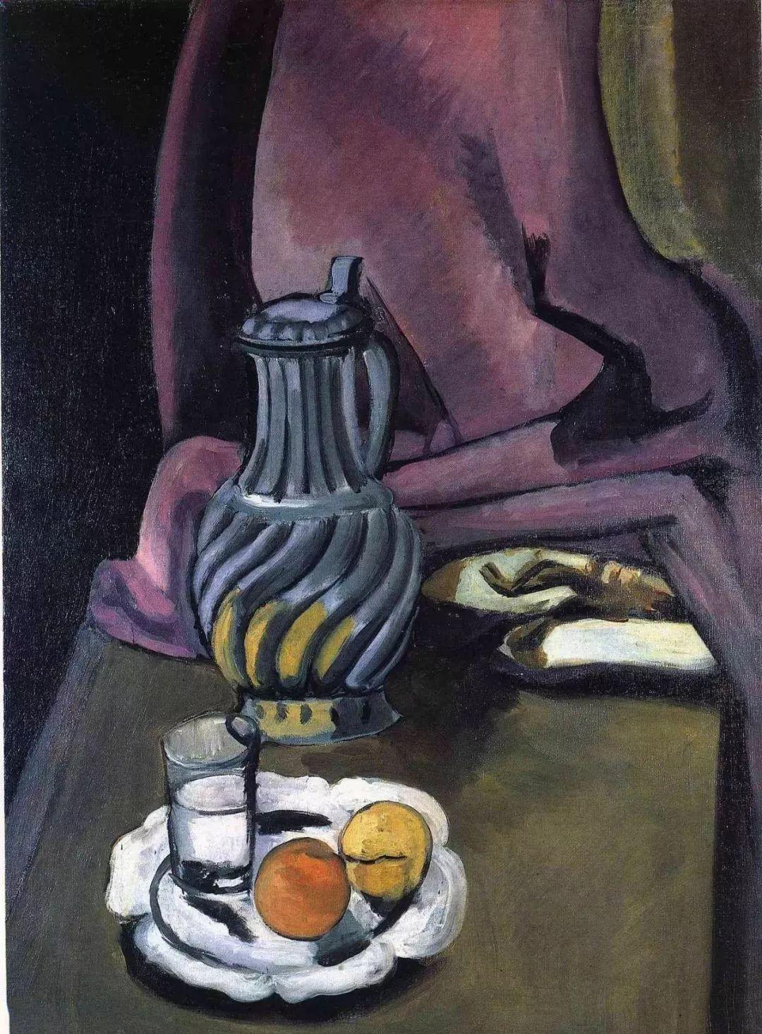 与毕加索并称为20世纪世界美术的两座高峰!马蒂斯静物作品集,震撼出炉!插图52