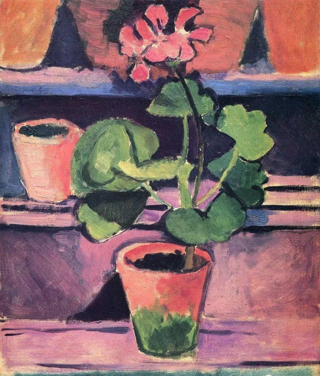 与毕加索并称为20世纪世界美术的两座高峰!马蒂斯静物作品集,震撼出炉!插图54
