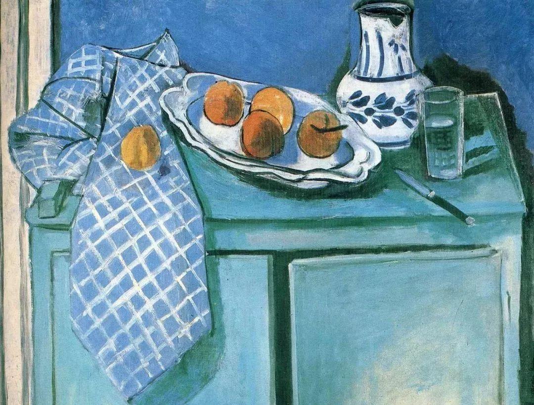 与毕加索并称为20世纪世界美术的两座高峰!马蒂斯静物作品集,震撼出炉!插图55