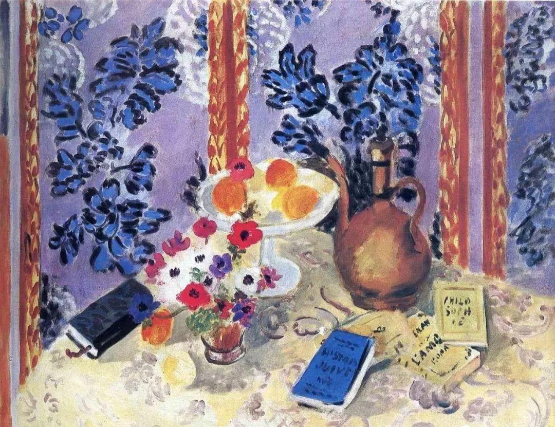 与毕加索并称为20世纪世界美术的两座高峰!马蒂斯静物作品集,震撼出炉!插图56
