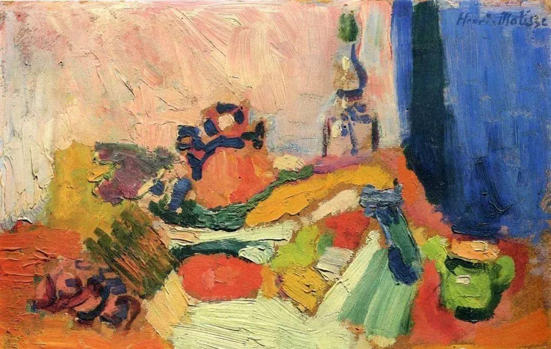 与毕加索并称为20世纪世界美术的两座高峰!马蒂斯静物作品集,震撼出炉!插图57