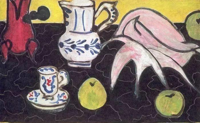 与毕加索并称为20世纪世界美术的两座高峰!马蒂斯静物作品集,震撼出炉!插图62