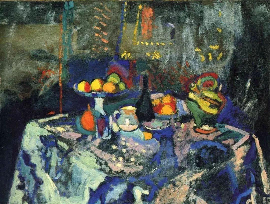 与毕加索并称为20世纪世界美术的两座高峰!马蒂斯静物作品集,震撼出炉!插图64