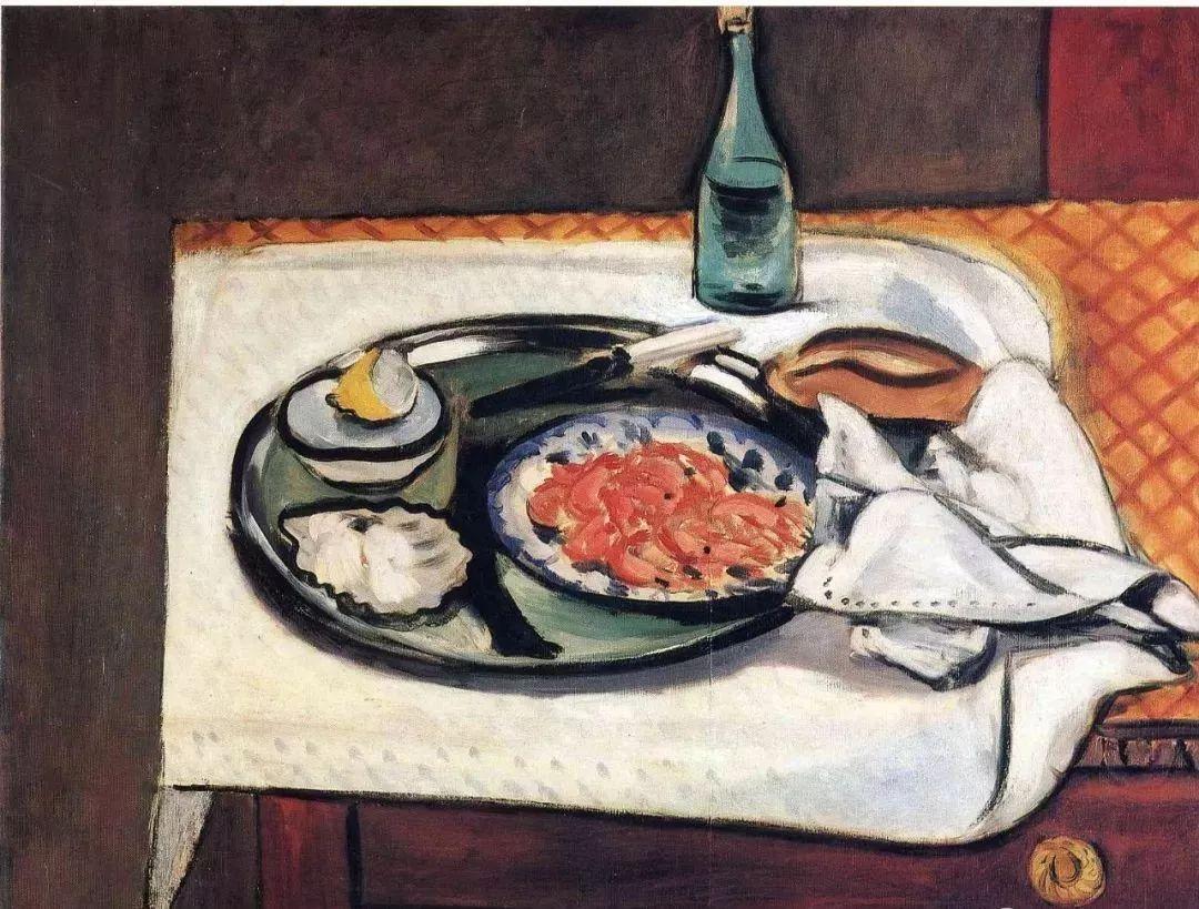 与毕加索并称为20世纪世界美术的两座高峰!马蒂斯静物作品集,震撼出炉!插图65