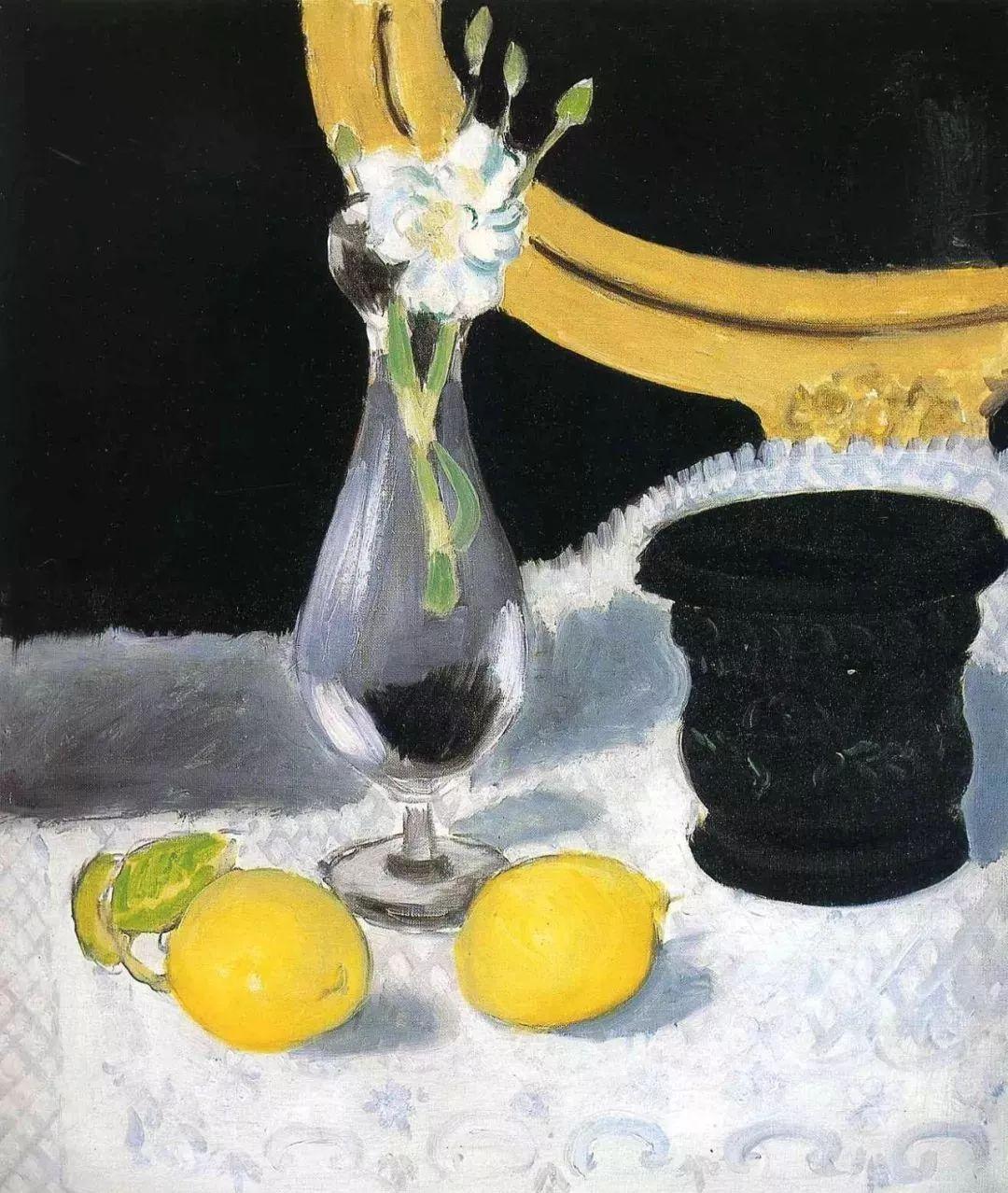 与毕加索并称为20世纪世界美术的两座高峰!马蒂斯静物作品集,震撼出炉!插图69