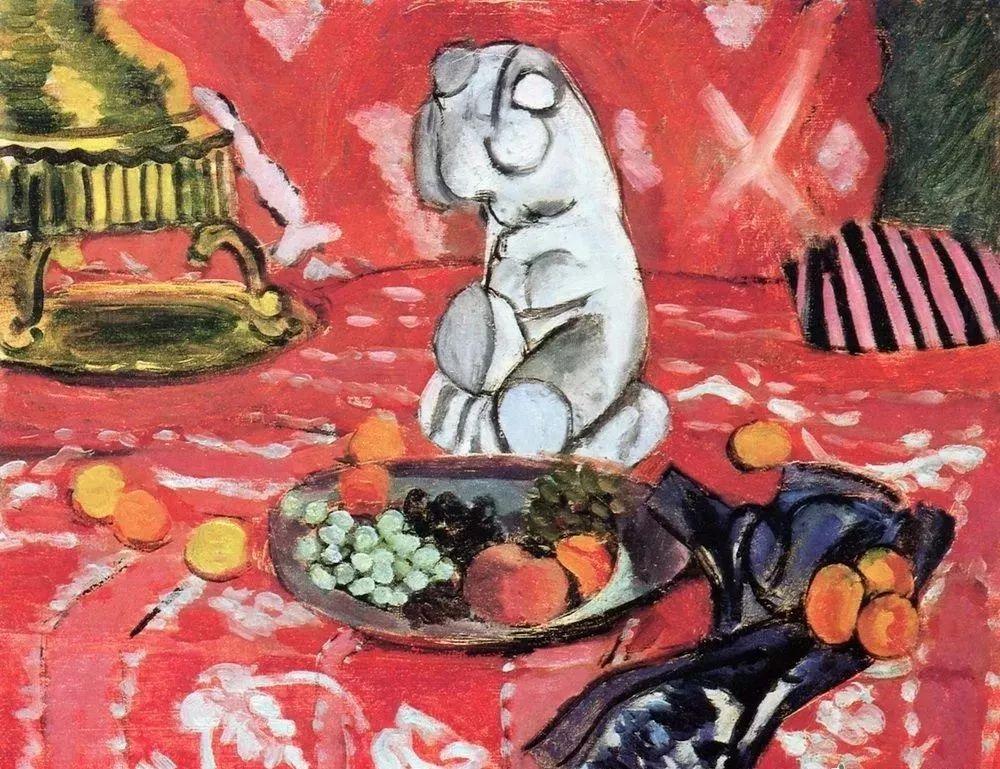 与毕加索并称为20世纪世界美术的两座高峰!马蒂斯静物作品集,震撼出炉!插图75