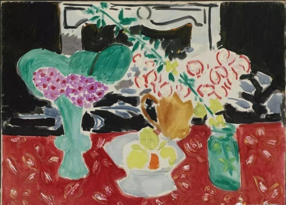 与毕加索并称为20世纪世界美术的两座高峰!马蒂斯静物作品集,震撼出炉!插图79