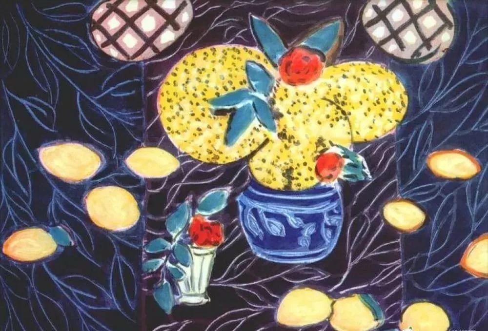 与毕加索并称为20世纪世界美术的两座高峰!马蒂斯静物作品集,震撼出炉!插图80