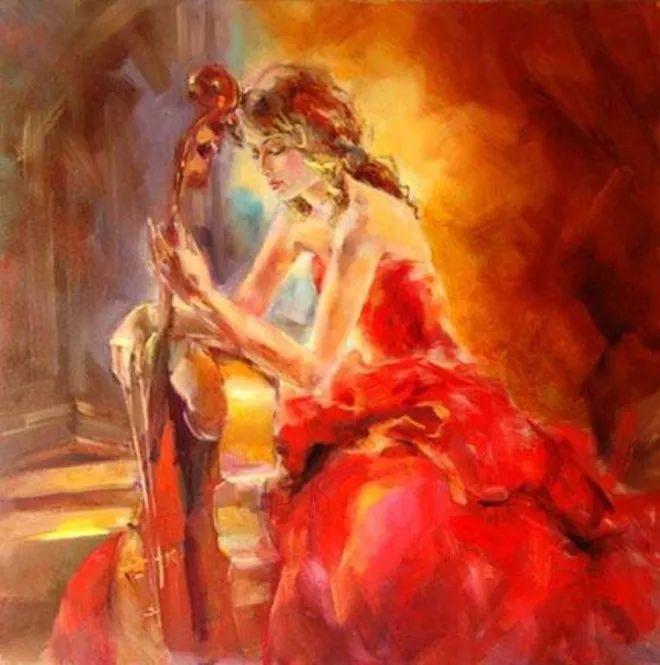 热情奔放的舞蹈美女,美得让人如痴如醉插图