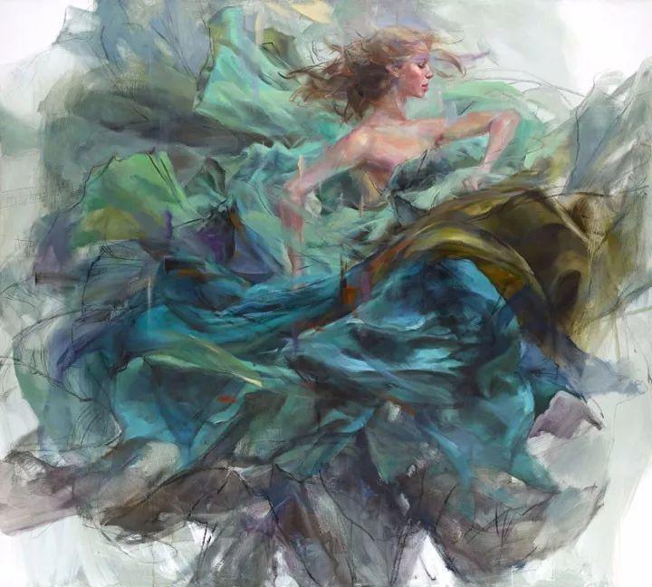 热情奔放的舞蹈美女,美得让人如痴如醉插图3