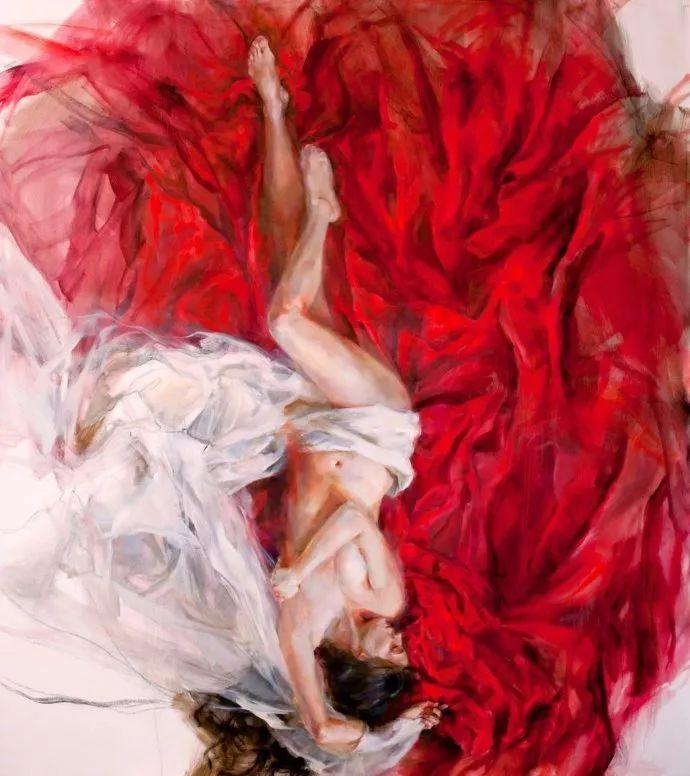 热情奔放的舞蹈美女,美得让人如痴如醉插图4