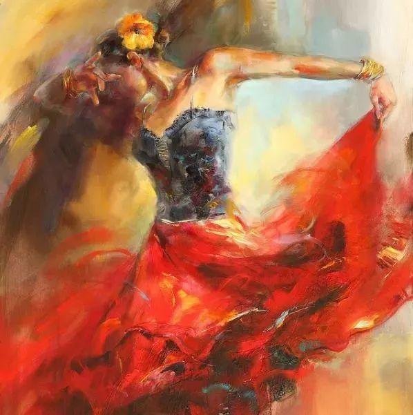 热情奔放的舞蹈美女,美得让人如痴如醉插图10