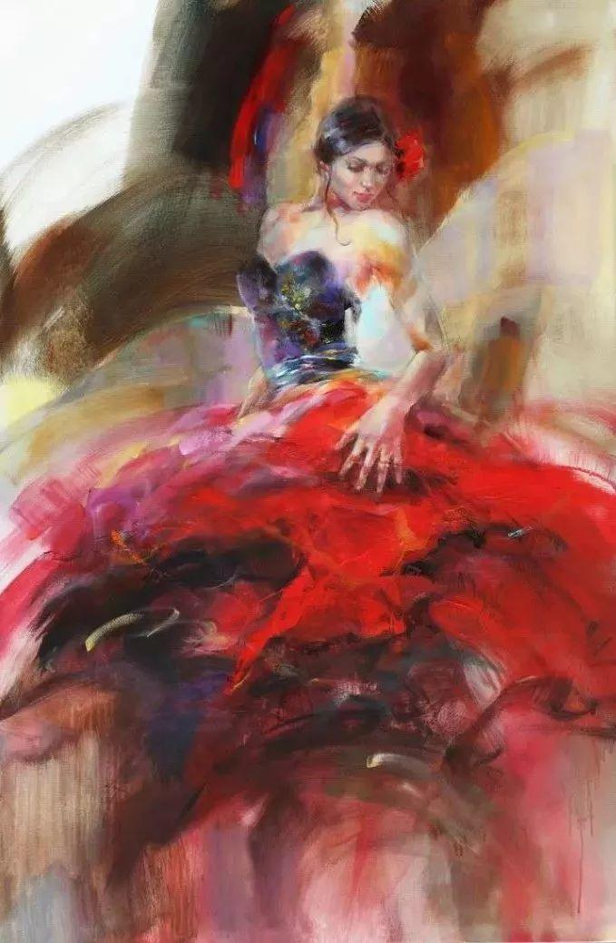 热情奔放的舞蹈美女,美得让人如痴如醉插图12