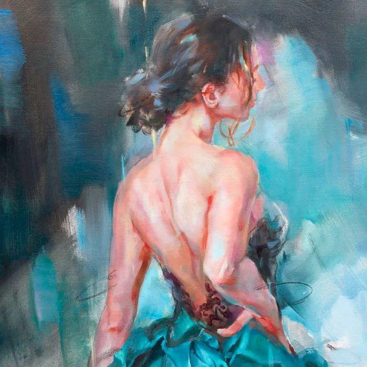 热情奔放的舞蹈美女,美得让人如痴如醉插图38