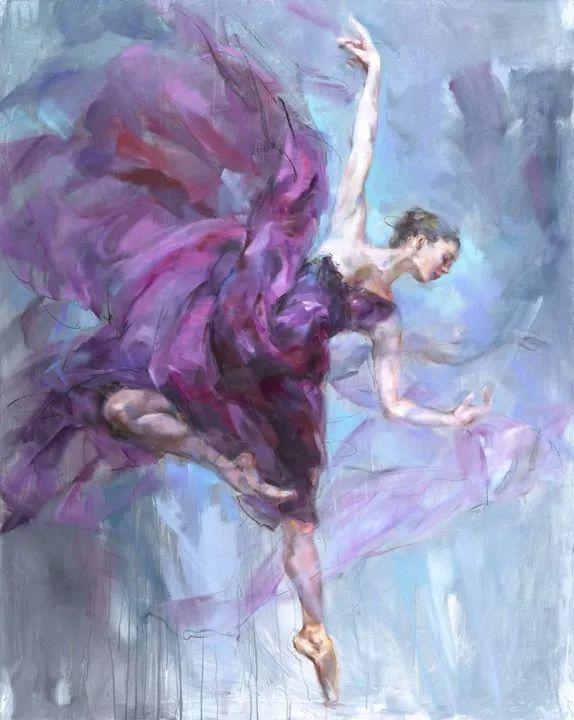 热情奔放的舞蹈美女,美得让人如痴如醉插图56