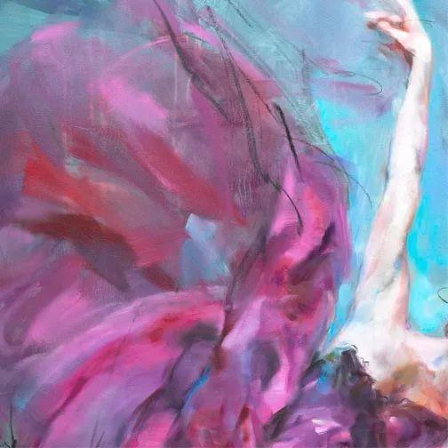 热情奔放的舞蹈美女,美得让人如痴如醉插图58