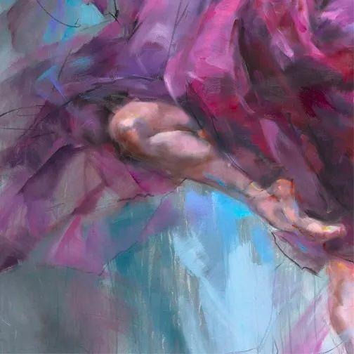 热情奔放的舞蹈美女,美得让人如痴如醉插图59